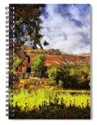 Cambria Farmland Spiral Notebook