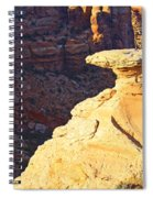 Camel Rock Spiral Notebook
