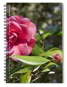 Camelia And Son Spiral Notebook