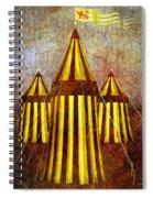 Camelot Restrained Spiral Notebook