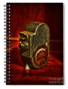 Camera - Bell And Howell Film Camera Spiral Notebook