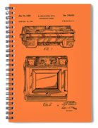 Camera Patent 1953 Spiral Notebook