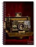 Camera - Polaroid  The Reporter Se Spiral Notebook