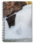 Cameron Falls Spiral Notebook