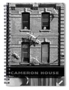 Cameron House 2b Spiral Notebook