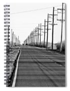 Cameron Prairie Road Spiral Notebook