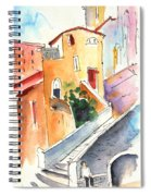 Camogli In Italy 01 Spiral Notebook
