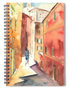 Camogli In Italy 03 Spiral Notebook