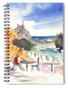 Camogli In Italy 08 Spiral Notebook
