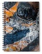Camp Fire Spiral Notebook
