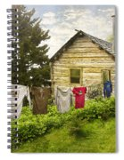 Camp Leconte Spiral Notebook