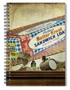 Camp Verde Texas General Store Spiral Notebook