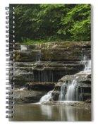 Campbell Falls 5 Spiral Notebook