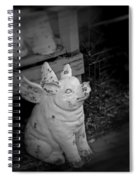 Can A Pig Fly? Spiral Notebook