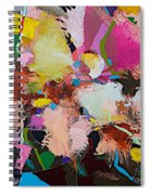 Can Can Spiral Notebook