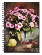 Can Of Raspberries Spiral Notebook