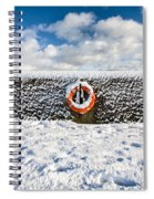 Can You Drown In Snow? Spiral Notebook