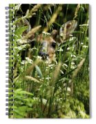 Can You See Me Spiral Notebook