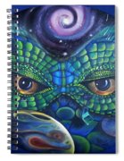 Can You See Me Now Spiral Notebook
