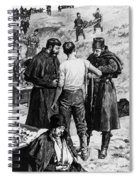 Canada: Riel Rebellion, 1885 Spiral Notebook