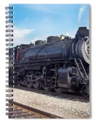 Canadian National 3254 Spiral Notebook