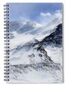 Canadian Rockies 2 Spiral Notebook