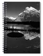 Canadian Rockies Spiral Notebook