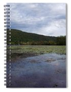 Canandaigua Lake Panorama Spiral Notebook