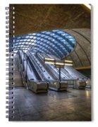 Canary Wharf 1.0 Spiral Notebook
