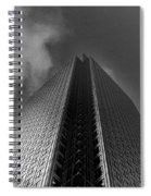 Canary Wharf London 3 Spiral Notebook