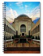 Canberra 10 Spiral Notebook