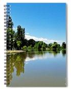 Canberra 7 Spiral Notebook