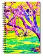 Candied Golf Game Spiral Notebook