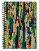 Candy Crush Spiral Notebook
