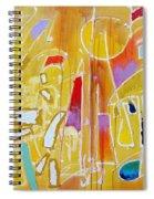 Candy Shop Garnish Spiral Notebook