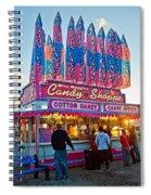 Candy Shoppe Spiral Notebook