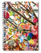 Candy Tree Spiral Notebook