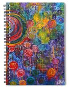 Candyland Spiral Notebook