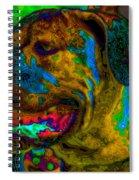 Cane Corso Pop Art Spiral Notebook