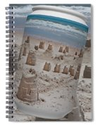 Canned Castles Spiral Notebook