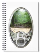 Canned Forest Spiral Notebook