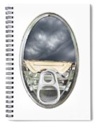 Canned Sky Spiral Notebook