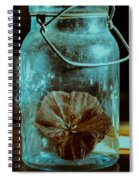 Canned Spring Spiral Notebook