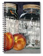 Canning Time Spiral Notebook