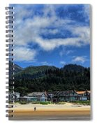 Cannon Beach South Spiral Notebook