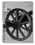 Cannons Spiral Notebook