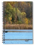 Canoer Spiral Notebook