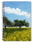 Canola Spiral Notebook