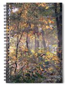 Canopy Collage Spiral Notebook