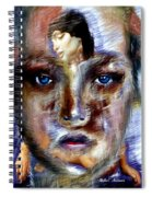 Can't Get You Out Of My Head  Spiral Notebook